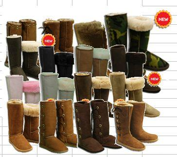 b45f066d12a Feel good in my shoes :: Ugg Boots-ботушите мечешки лапи